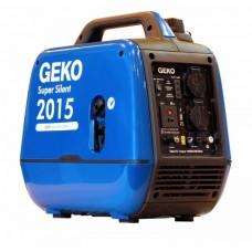 Инверторный генератор Geko 2015 E-P/YHBA SS