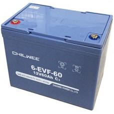 Тяговый аккумулятор Chilwee Battery 6-EVF-60