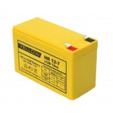 АКБ Yellow HR 12-7