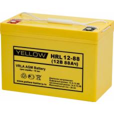 АКБ Yellow HRL 12-88