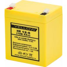 АКБ Yellow HR 12-5