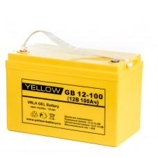 АКБ Yellow GB 12-100
