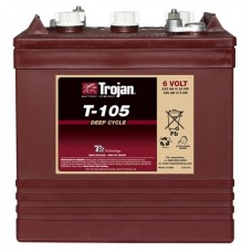 Тяговый аккумулятор Trojan T105 Plus