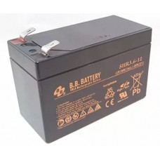 АКБ B.B.Battery SHR 3.6-12