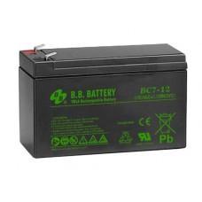АКБ B.B.Battery BC 7-12