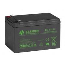 АКБ B.B.Battery BC 12-12