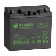 АКБ B.B.Battery BC 17-12