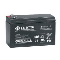 АКБ B.B.Battery BPS 7-12