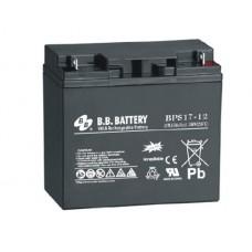 АКБ B.B.Battery BPS 17-12