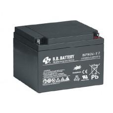 АКБ B.B.Battery BPS 26-12