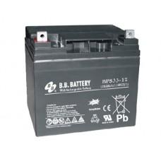 АКБ B.B.Battery BPS 33-12