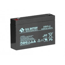 АКБ B.B.Battery HR 9-6