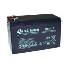 АКБ B.B.Battery HR 6-12