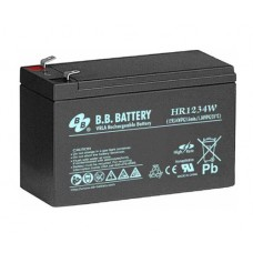 АКБ B.B.Battery HRC 1234W