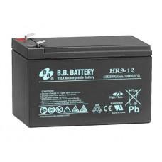 АКБ B.B.Battery HR 9-12