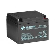 АКБ B.B.Battery HR 33-12