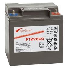 Аккумулятор Sprinter P 12V 600