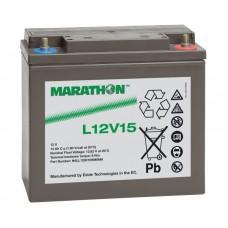Аккумулятор Marathon L 12V 15