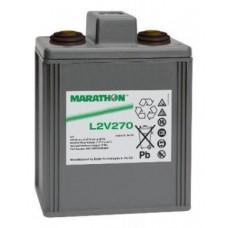 Аккумулятор Marathon L 2V 270
