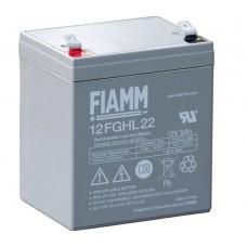 Аккумулятор Fiamm 12FGHL22