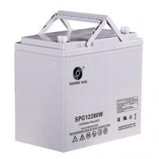 Аккумулятор Sacred Sun SPG12280W