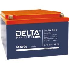 Аккумулятор Delta GX 12-24 Xpert