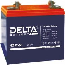 Аккумулятор Delta GX 12-55 Xpert