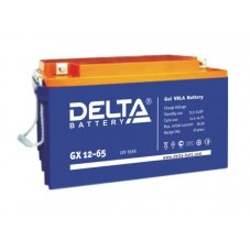 Аккумулятор Delta GX 12-65 Xpert