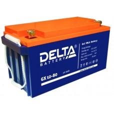 Аккумулятор Delta GX 12-80 Xpert
