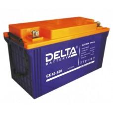 Аккумулятор Delta GX 12-120 Xpert