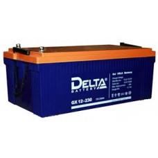 Аккумулятор Delta GX 12-230 Xpert
