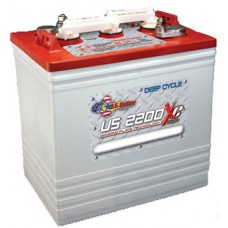 Тяговый аккумулятор  U.S.Battery US 2200 XC2