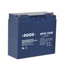 АКБ AQQU HP12-116W-X