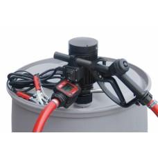 Бочковой комплект для раздачи и перекачки диз.топлива, воды, антифриза PIUSI PICO 24V K24