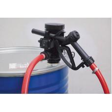 Бочковой комплект для раздачи и перекачки диз.топлива, воды, антифриза PIUSI PICO 12V M