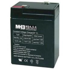 АКБ MNB MS4.5-6