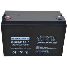 АКБ Gewald Electric 6GFM150