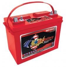 Тяговый аккумулятор  U.S.Battery US 27 DC XC