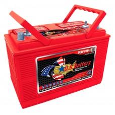 Тяговый аккумулятор  U.S.Battery US 31 DC XC
