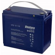 Тяговый аккумулятор Ventura VTG 12 110 M8